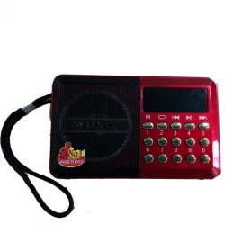 Přenosné digitální FM radio JOC/CMiK H011U