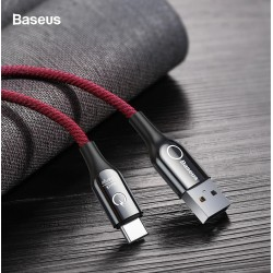 Baseus Kabel USB-C Light Intelligent Power-off CATCD-A01