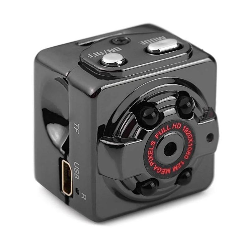 Mini DV SQ8 Mini kamera 1920 x 1080P, 1280 x 720P