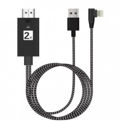 Kabel s redukcí Lightning na HDMI pro Apple iphone ipad
