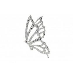 Dámské šperky na tělo stříbrný Motýl 2