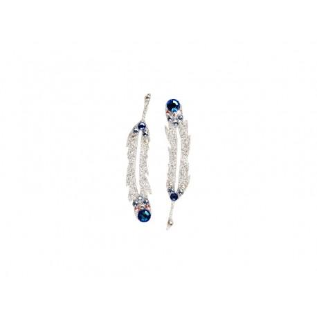 Dámské šperky na tělo peříčka