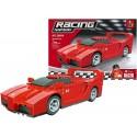 AUSINI Stavebnice ZÁVODNÍ auto Ferrari FXX sada 170 dílků 26404