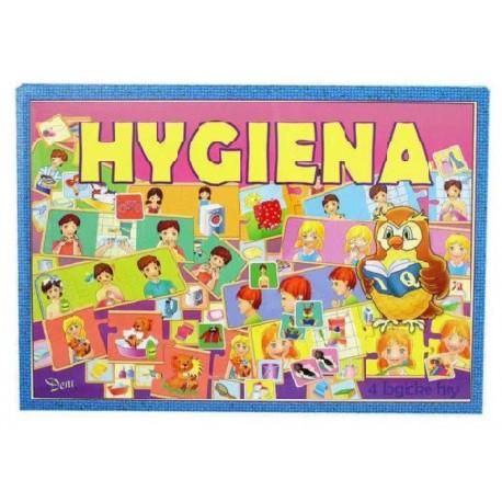 HYDRODATA Hra Hygiena