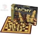 BONAPARTE Hra Dřevěné Šachy v krabici