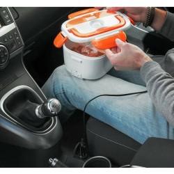 Elektrický ohřívací box na jídlo 1,05 L autozásuvka na 12V + 220 V