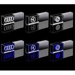 USB Flash disk Crystal 64 GB