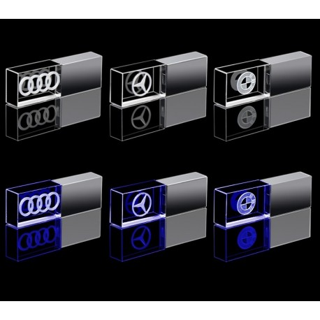 USB Flash disk Crystal 64 GB