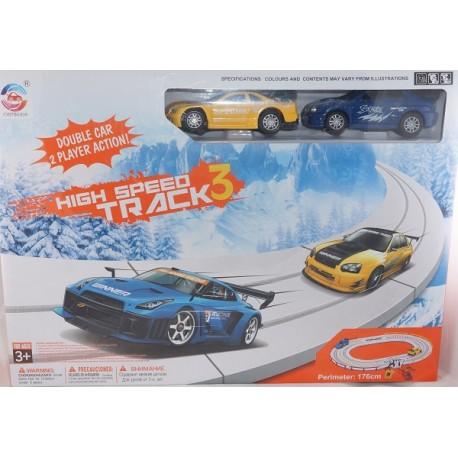 Autodáha Track 3 176cm
