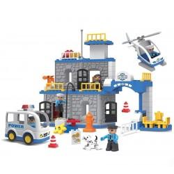 KHToys City Policejní stanice 90ks