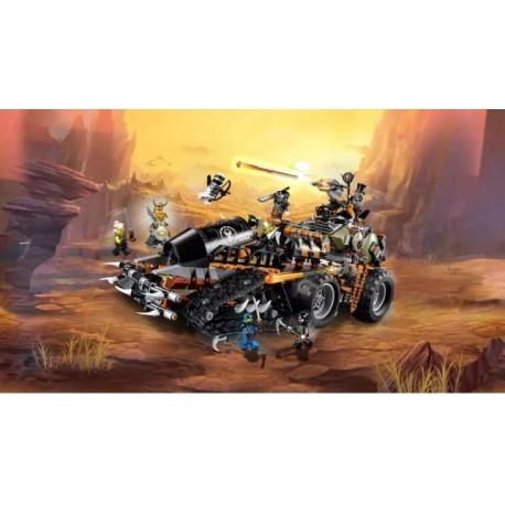 Bela Ninja Útočné vozidlo 1230ks NO10939