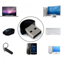 RV77 Mini USB Bluetooth Adapter V 2.0