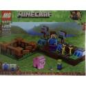 MG Stavebnice Minecraf 68004 165ks
