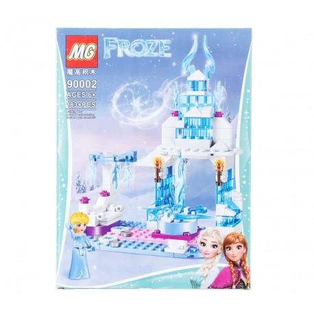 MG Stavebnice Froze Ledový palác 90002 183ks