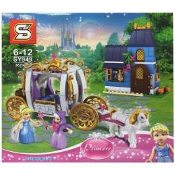 SZ Stavebnice Princess SY949 367ks