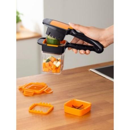 Multifunkční kráječ na ovoce a zeleninu - 7 dílná sada