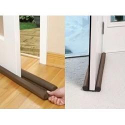 Dvojité těsnění na dveře a okna