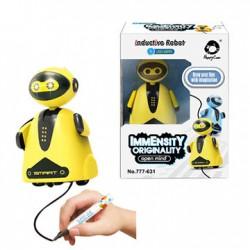 Kouzelný Indukční Robot s Magickým Fixem