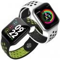 Chytré hodinky Smartwatch F8 s vyměnitelnými pásky