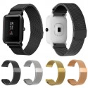 Oyeoye Náhradní magnetický náramek pro hodinky 20mm