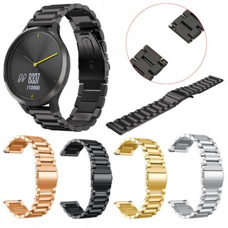 QRE Kovový řemínek pro hodinky 20mm