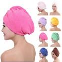 Rychleschnoucí ručník/turban na vlasy Hair Wrap