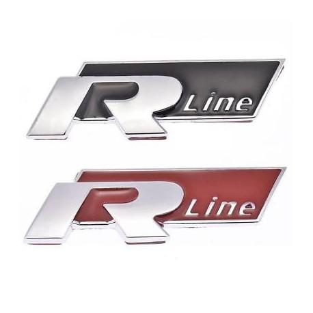 3D Znak R-LINE