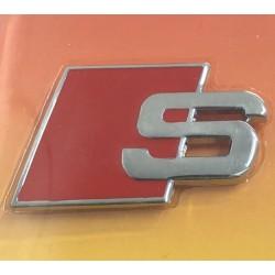 3D Znak S