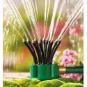 Zahradní zavlažovač, postřikovač trávníku 12 trysek
