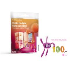 TWIST SIM 200Kč + Twist kupon 100Kč