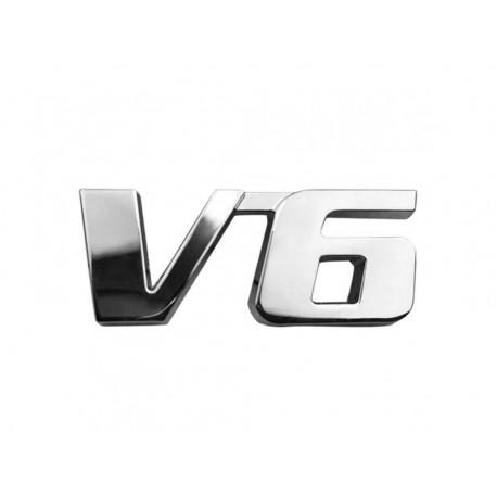 3D samolepka V6