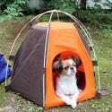 Cestovní stan pro domácí mazlíčky