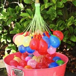Vodní balónky 37 a 111 kusů