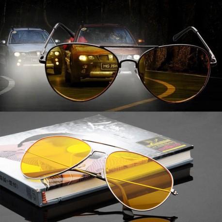 Brýle pro řidiče do tmy Night Vision