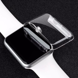 Transparentní obal na Apple Watch Series 1 Series 2 Series 3