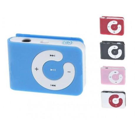 MINI MP3 Přehrávač s klipem QV-01
