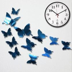 Zrcadlový motýl 12 ks