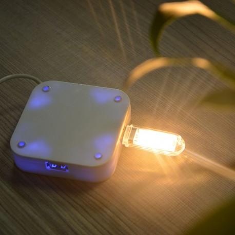 USB LED noční světlo