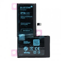 Baterie BlueStar iPhone X (5,8) 2716 mAh Li-ion