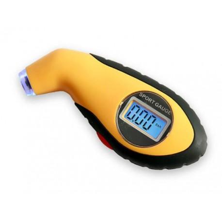 Digitální měřič tlaku v pneumatikách DZL-002