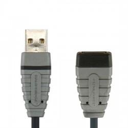 Bandridge USB 2.0 prodlužovací kabel,5m, BCL4305