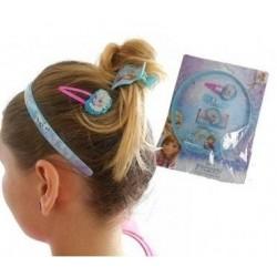 Vlasové doplňky Frozen 2 typy
