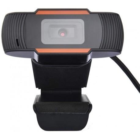 Webová kamera s Mikrofonem a klipem Autofocus JT-411