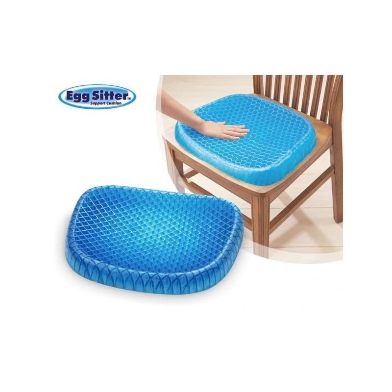 Gelový polštář na sezení Egg Sitter