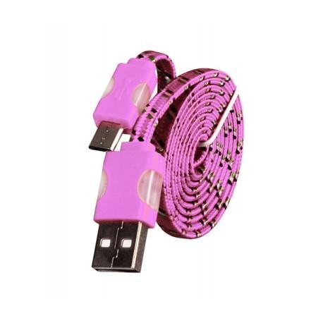 Svítící datový kabel USB-C