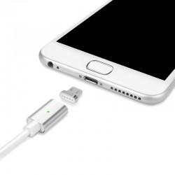 ZRSE Nabíjecí magnetický kabel Micro USB 1M