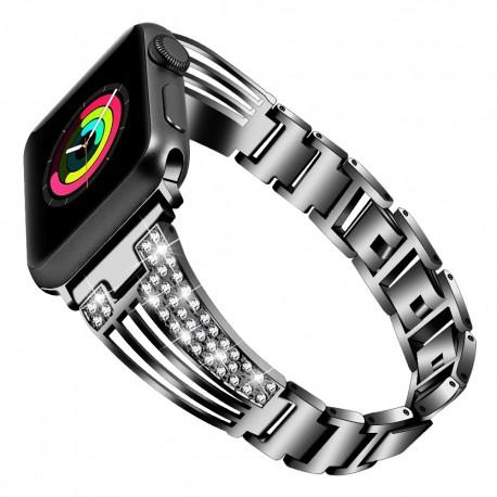 Jewelry dámský Luxusní řemínek Apple Watch