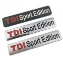 3D Znak TDI Sport Edition