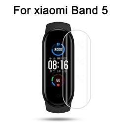 Ochranná fólie na displej pro Xiaomi Mi Band 5