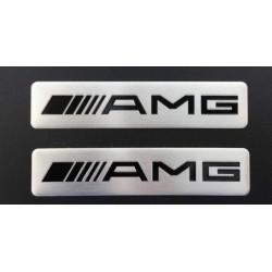 AMG Sticker Aluminum